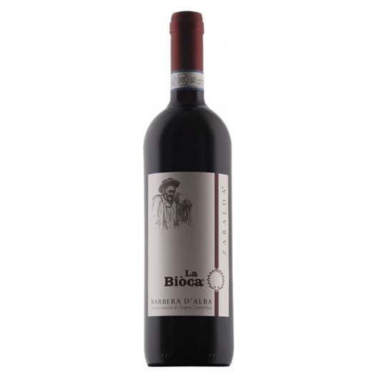 "Вино ""La Bioca"" Zabalda, Barbera d'Alba DOC, 2016"