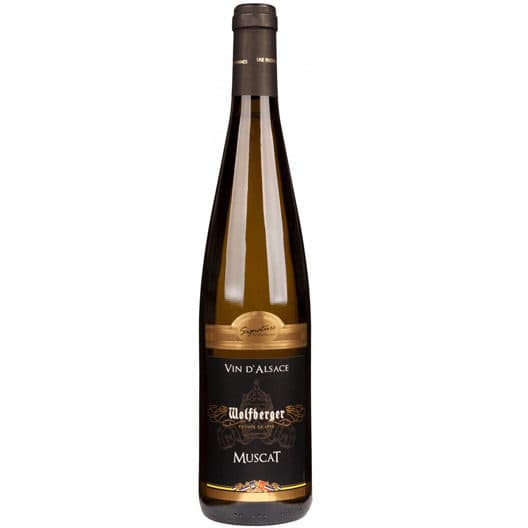 Вино Wolfberger Muscat Alsace AOC