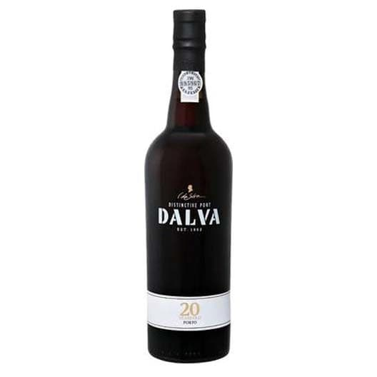 "Портвейн ""Dalva"" 20 Years Old Porto"