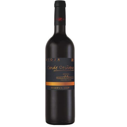 """Вино Bodegas El Cidacos """"Conde Otinano"""" Reserva Rioja DOC"""