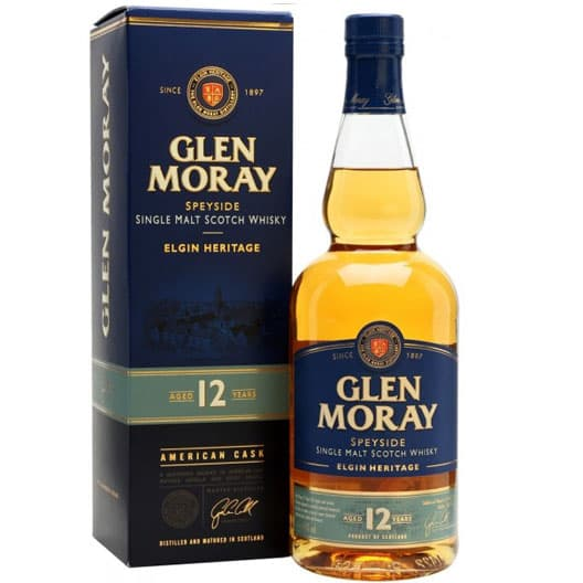 Виски Glen Moray Elgin Heritage 12 y.o.