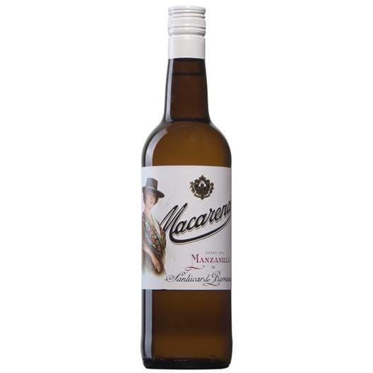 "Херес Lustau, ""Macarena"" Manzanilla DO"