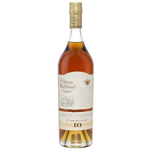 """Коньяк """"Chateau de Montifaud"""" 10 Years Old, Grande Champagne AOC, 0.7"""