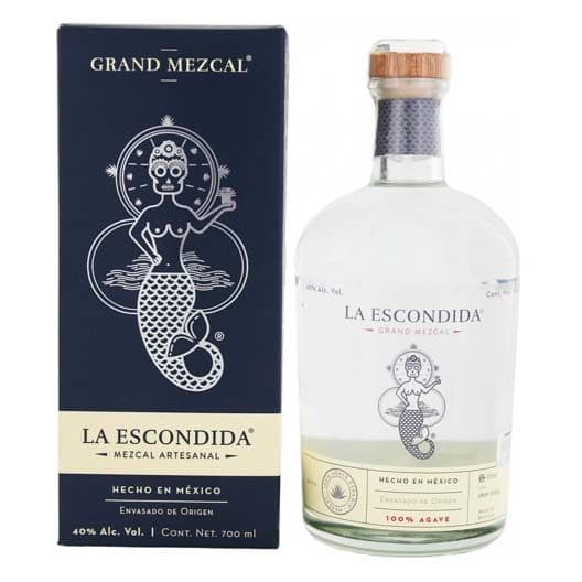 "Мескаль Grand Mezcal ""La Escondida"""