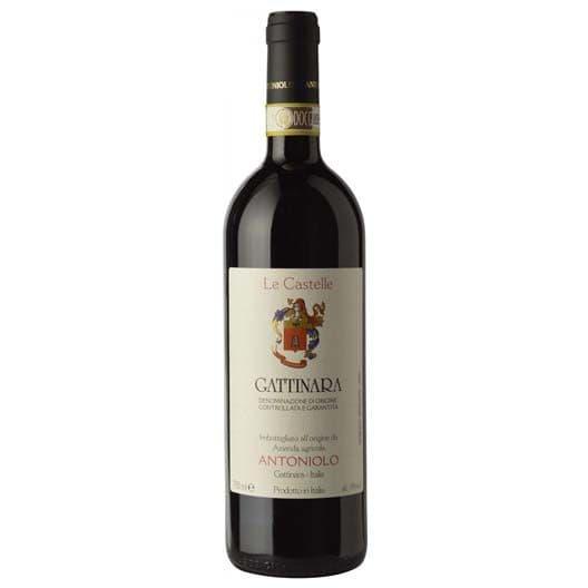 "Вино Antoniolo, ""Le Castelle"" Gattinara DOCG, 2012"