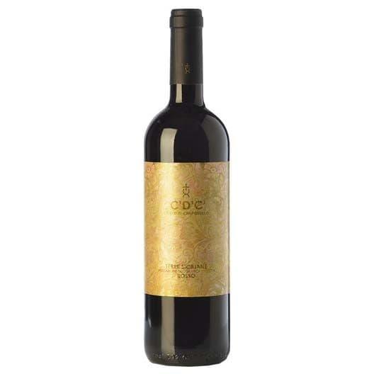 Вино Baglio del Cristo di Campobello, C'D'C' Rosso, Sicilia IGP, 2017