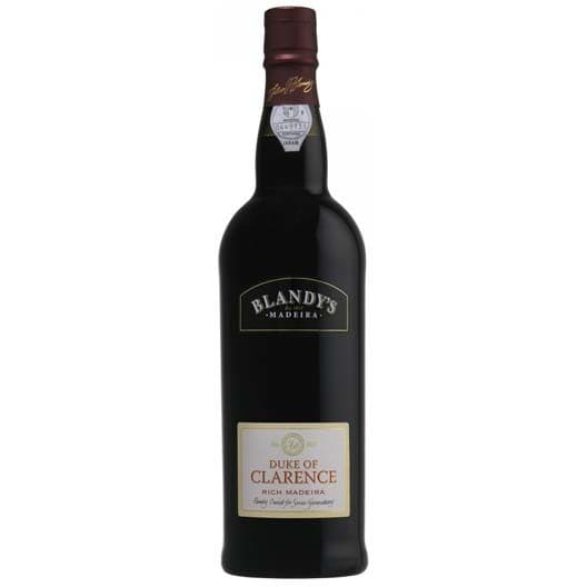 "Вино Blandy's, ""Duke of Clarence"" Rich Madeira"