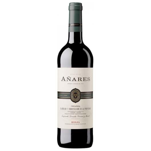 "Вино Bodegas Olarra, ""Anares"" Crianza, Rioja DOCa, 2016"