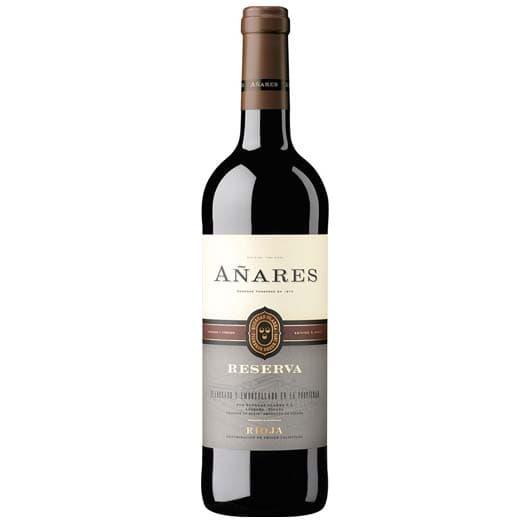 "Вино Bodegas Olarra, ""Anares"" Reserva, Rioja DOCa, 2015"