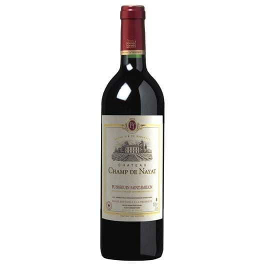 Вино Chateau Champs de Nayat, Puisseguin Saint-Emilion AOC, 2012
