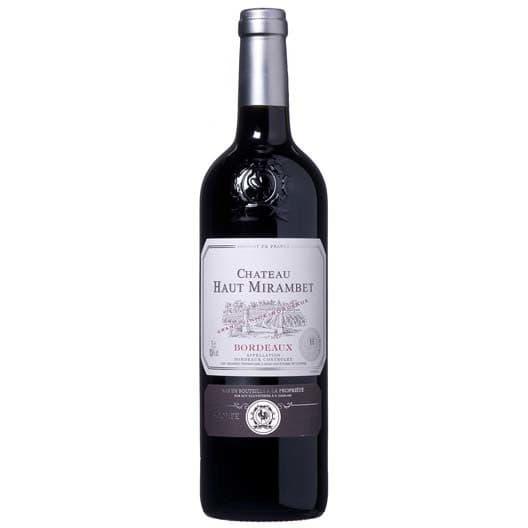 Вино Chateau Haut Mirambet, Bordeaux АОC, 2016