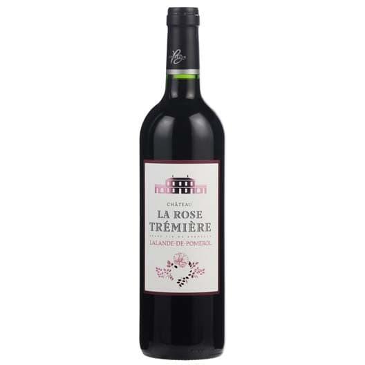 Вино Chateau La Rose Tremiere, Lalande-de-Pomerol AOC, 2013