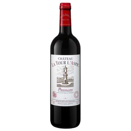 Вино Chateau La Tour l'Aspic, Pauillac AOC, 2013