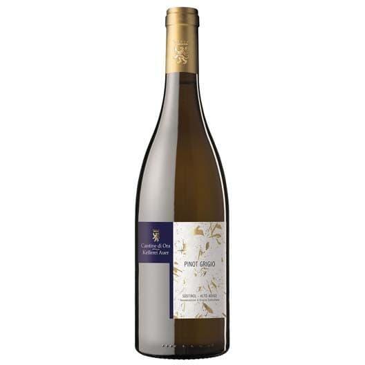 """Вино """"Kellerei Auer"""" Pinot Grigio, Alto Adige DOC 2018"""