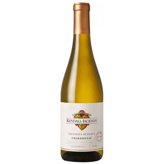 "Вино Kendall-Jackson, ""Vintner's Reserve"" Chardonnay, 2016"