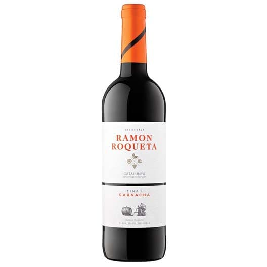 "Вино ""Ramon Roqueta"" Garnacha, Catalunya DO, 2017"