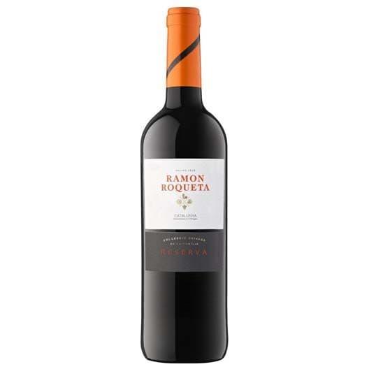 "Вино ""Ramon Roqueta"" Reserva Tempranillo-Cabernet Sauvignon, Catalunya DO, 2014"