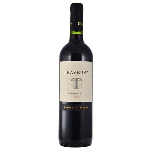 Вино Traversa, Tannat Merlot, 2016