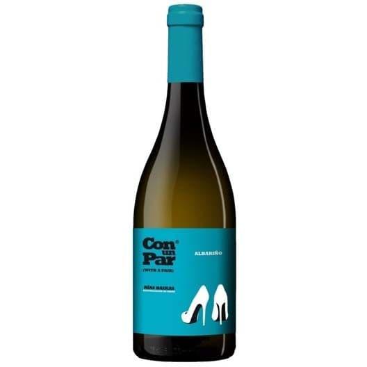 """Вино Vicente Gandia, """"Con un Par"""", Rias Baixas DO"""