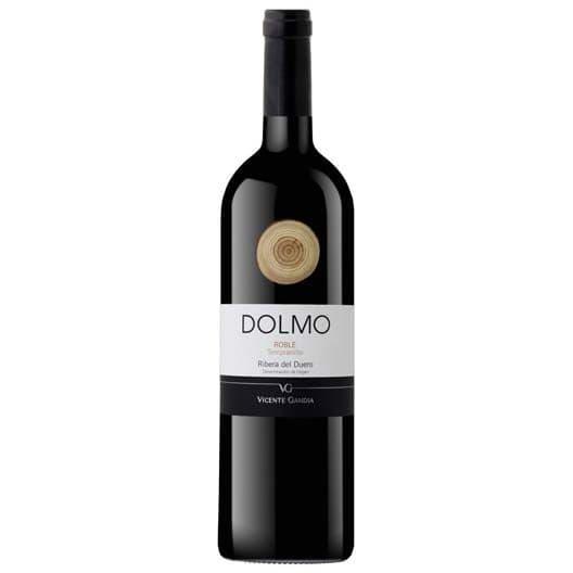 """Вино Vicente Gandia, """"Dolmo"""" Roble, Ribera del Duero DO, 2016"""