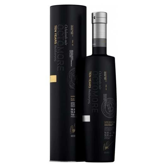 "Виски Bruichladdich, ""Octomore"" Ten Years Diagolos"