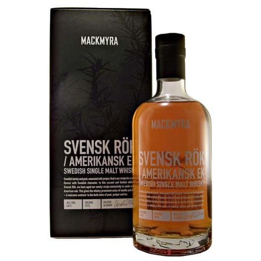 "Виски ""Mackmyra"" Svensk Rok/Amerikansk Ek"