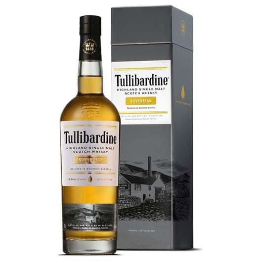 """Виски Tullibardine, """"Sovereign"""""""