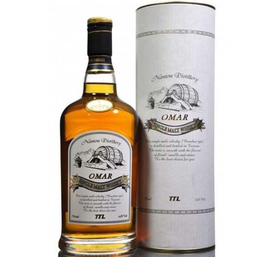 "Виски Nantou Distillery ""Omar"" (Bourbon Type)"