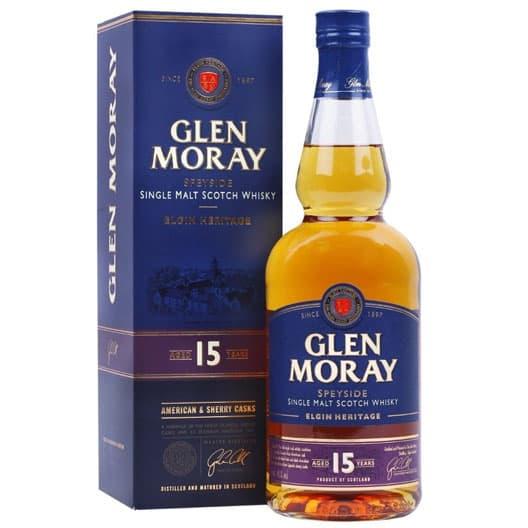 Виски Glen Moray Elgin Heritage 15 y.o.