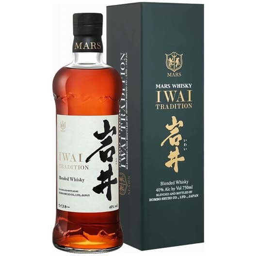 Виски Hombo Shuzo Iwai Tradition