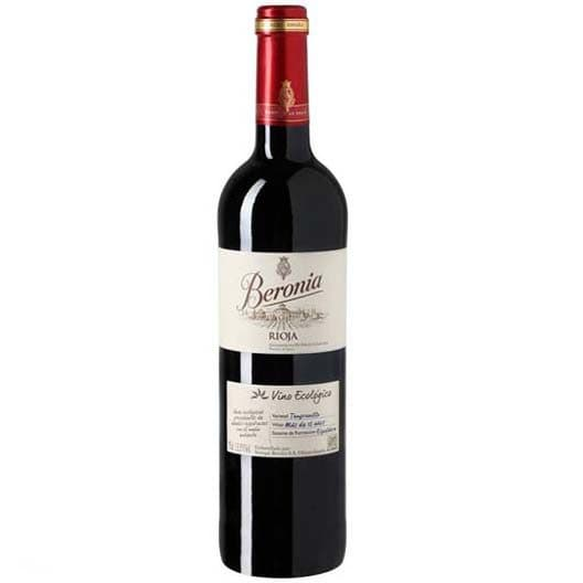 Вино Beronia Ecologico Rioja DOC