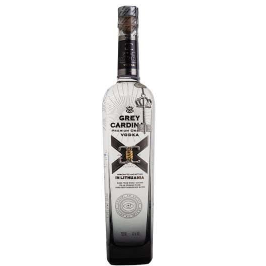 Водка Grey Cardinal Premium Organic 1 литр
