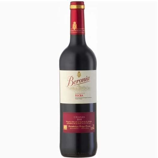 Вино Beronia Crianza Rioja DOC