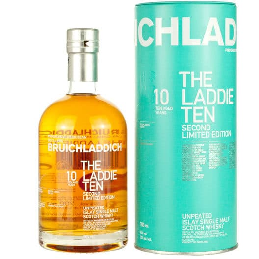"Виски Bruichladdich ""The Laddie"" 10 y.o. (Second Limited Edition)"