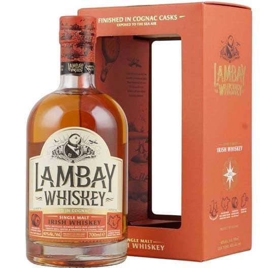 Виски Lambay Single Malt Irish Whiskey