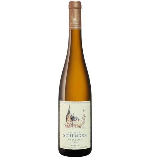 Вино Chateau de Schengen Pinot Blanc