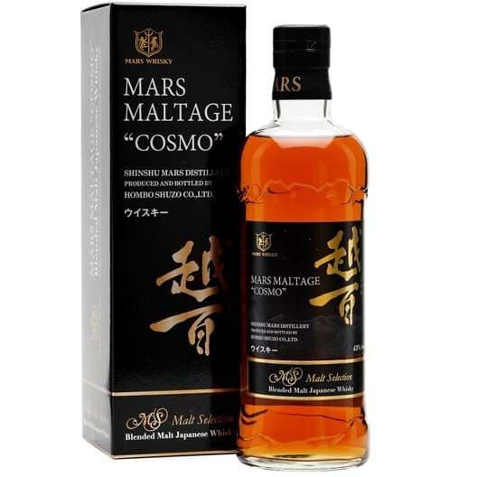 "Виски Hombo Shuzo Mars Maltage ""Cosmo"""