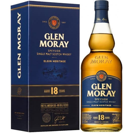 Виски Glen Moray Elgin Heritage 18 y.o.