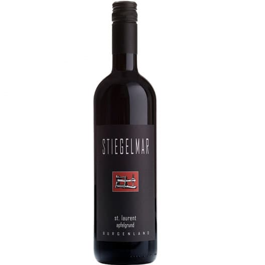 "Вино Stiegelmar St. Laurent ""Apfelgrund"""