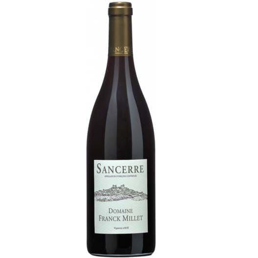 Вино Domaine Franck Millet Sancerre Rouge AOC