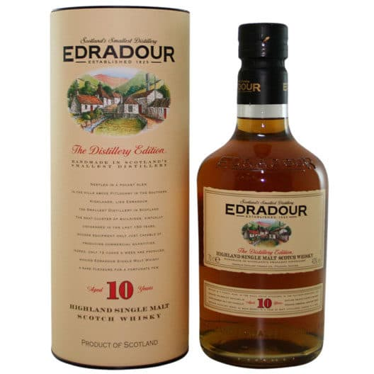 Виски Edradour 10 y.o.