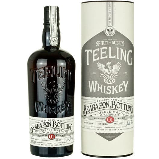 Виски Teeling Brabazon Bottling Series 01
