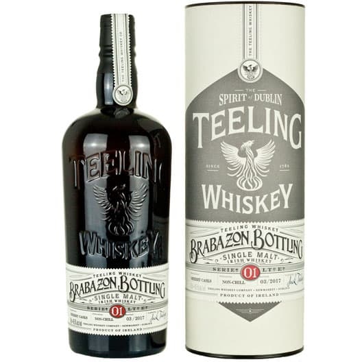 Виски Teeling Brabazon Bottling Series 01