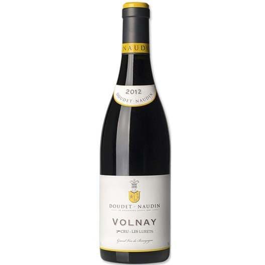 "Вино Doudet Naudin Volnay AOC 1-er Cru ""Les Lurets"" 2012"