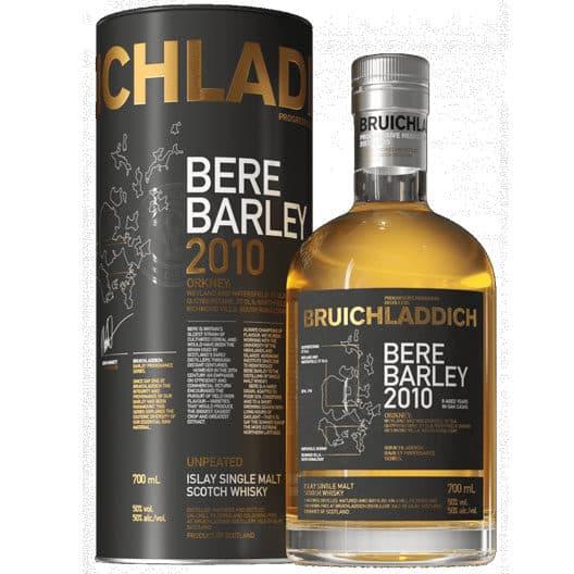 Виски Bruichladdich Bere Barley 2010