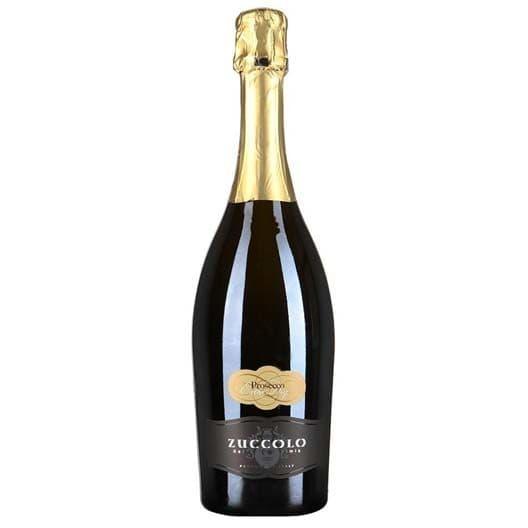 Игристое вино Zuccolo, Prosecco DOC Extra Dry