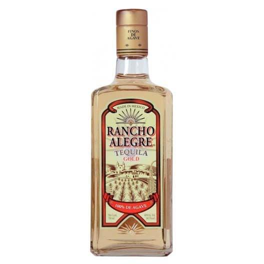 "Текила ""Rancho Alegre"" Gold"