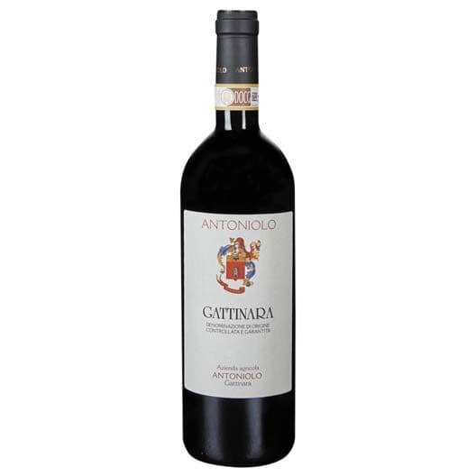 "Вино ""Antoniolo"", Gattinara DOCG, 2014"