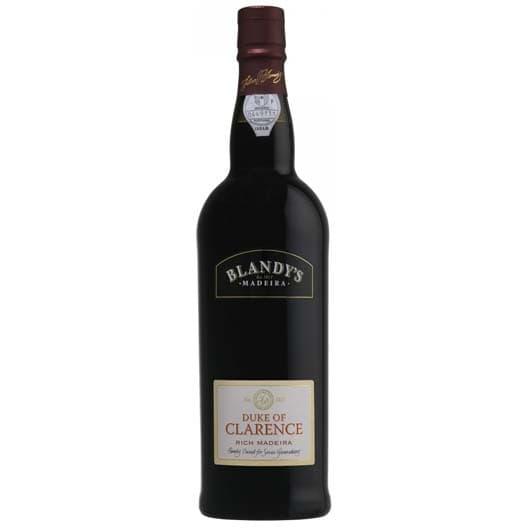 "Вино Blandy's, ""Duke of Clarence"" Rich Madeira"