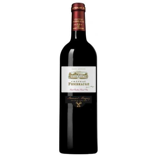 Вино Chateau Fombrauge, Saint Emilion Grand Cru, 2015